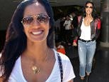 eURN: AD*181570504  Headline: Padma Lakshmi is all smiles in WeHo Caption: West Hollywood, CA - Padma Lakshmi flashes a big smile as she leaves the salon in West Hollywood.  AKM-GSI September 18, 2015    To License These Photos, Please Contact :    Steve Ginsburg  (310) 505-8447  (323) 423-9397  steve@akmgsi.com  sales@akmgsi.com    or    Maria Buda  (917) 242-1505  mbuda@akmgsi.com  ginsburgspalyinc@gmail.com Photographer: TMCS  Loaded on 18/09/2015 at 23:10 Copyright:  Provider: The Media Circuit/AKM-GSI  Properties: RGB JPEG Image (12181K 2637K 4.6:1) 1665w x 2497h at 300 x 300 dpi  Routing: DM News : GeneralFeed (Miscellaneous) DM Showbiz : SHOWBIZ (Miscellaneous) DM Online : Online Previews (Miscellaneous), CMS Out (Miscellaneous)  Parking: