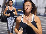 Kelly Benison spotted running in the Greenwich Village neighborhood of NYC\n\nPictured: Kelly Bensimon\nRef: SPL1130925  180915  \nPicture by: J. Webber / Splash News\n\nSplash News and Pictures\nLos Angeles: 310-821-2666\nNew York: 212-619-2666\nLondon: 870-934-2666\nphotodesk@splashnews.com\n