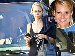 EXCLUSIVE TO INF.\nSeptember 18, 2015: Gwyneth Paltrow and Nicole Richie work out at the gym together in Brentwood, Los Angeles, California. The pair left in their own separate cars.\nMandatory Credit: Chiva/INFphoto.com Ref: infusla-276