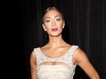 HOLLYWOOD, CA - SEPTEMBER 18:  Nicole Scherzinger poses for a photo backstage before joining Andrea Bocelli onstage as he gives a once-in-a-lifetime performance at Hollywood?s Dolby Theatre on September 18, 2015. The sold-out concert event featured a musical tribute to the silver screen featuring songs from Bocelli?s forthcoming album, Cinema, and was taped and produced for television by Thirteen WNET New York as part of the PBS Great Performances series.  (Photo by Rachel Murray/WireImage)