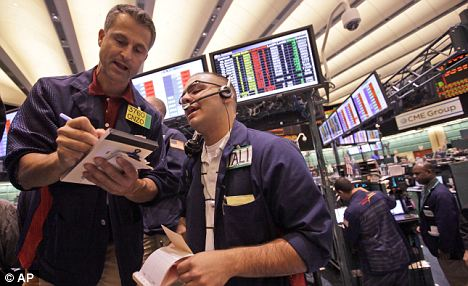 Traders: Confident in the wider outlook