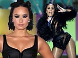 Mandatory Credit: Photo by Matt Baron/REX Shutterstock (5109054cb)\n Demi Lovato\n iHeartRadio Music Festival, Las Vegas, America - 18 Sep 2015\n \n