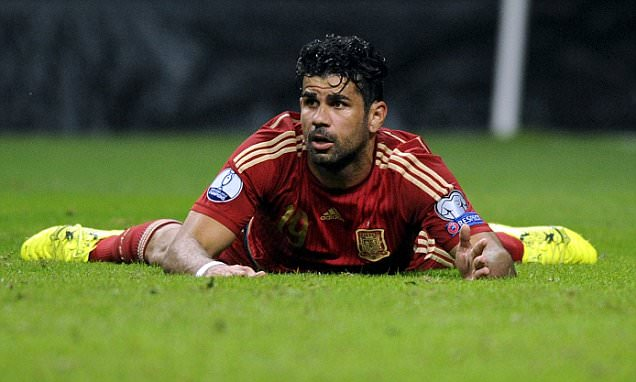 Diego Costa is a pale imitation of the striker who lit up the Premier League last