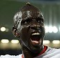 BORDEAUX, FRANCE - SEPTEMBER 17:  (THE SUN OUT, THE SUN ON SUNDAY OUT) Mamadou Sakho of Liverpool celebrates after Adam Lallana scores the opening goal during the UEFA Europa League match between FC Girondins de Bordeaux and Liverpool FC on September 17, 2015 in Bordeaux, France.  (Photo by Andrew Powell/Liverpool FC via Getty Images)