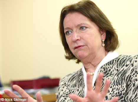 Angela Knight, chief executive of the British Bankers¿ Association