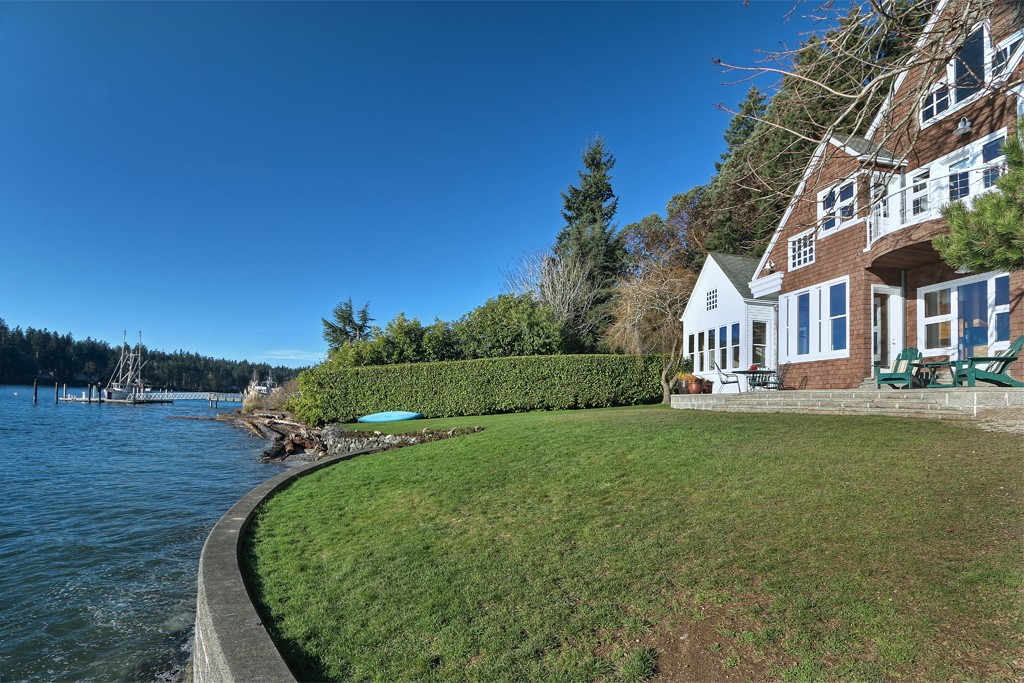 $1,695,000 - 4Br/3Ba -  for Sale in Port Blakely, Bainbridge Island