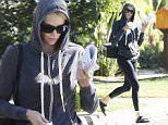 Picture Shows: Charlize Theron  September 18, 2015\n \n Actress and busy mom Charlize Theron is spotted leaving a friend's house in Studio City, California. Charlize recently adopted a baby girl named August.\n \n Exclusive All Rounder\n UK RIGHTS ONLY\n FameFlynet UK ? 2015\n Tel : +44 (0)20 3551 5049\n Email : info@fameflynet.uk.com