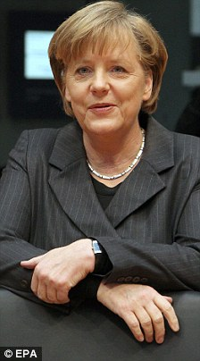 Politics: German Chancellor Angela Merkel will be presented with a medal