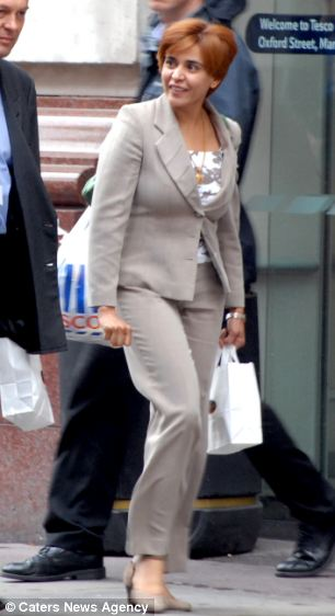 A series of blunders: Dr Samina Tahseen outside her Fitness to Practice Panel hearing in Manchester