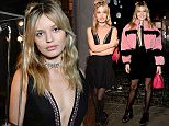 Minnie: Style Icon launch at Blacks Club, as part of London Fashion Week Featuring: Georgia May Jagger Where: London, United Kingdom When: 18 Sep 2015 Credit: Lia Toby/WENN.com
