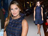London Fashion Week Spring/Summer 2016 - Paul Costelloe - Front Row Featuring: Sam Faiers Where: London, United Kingdom When: 18 Sep 2015 Credit: Joe Alvarez