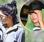 Kylie Jenner was seen heading to lunch with a friend and showed off her natural hair, dyed a dark black as she headed to lunch at sugar fish with a girlfriend. kylie covered her face with her hand as she exited, and showed off a ring on her engagement ring finger\n\nPictured: Kylie Jenner\nRef: SPL1130597  190915  \nPicture by: Fern/ splash news\n\nSplash News and Pictures\nLos Angeles: 310-821-2666\nNew York: 212-619-2666\nLondon: 870-934-2666\nphotodesk@splashnews.com\n