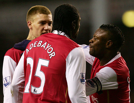 adebayor and bendtner