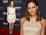 Singer and actress Katharine McPhee poses at the BAFTA Los Angeles TV Tea in Los Angeles, California September 19, 2015. REUTERS/Danny Moloshok