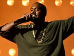 LAS VEGAS, NV - SEPTEMBER 18:  Musician Kanye West performs onstage at the 2015 iHeartRadio Music Festival at MGM Grand Garden Arena on September 18, 2015 in Las Vegas, Nevada.  (Photo by John Shearer/Getty Images for iHeartMedia)