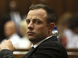 """Olympic and paralympic track star Oscar Pistorius sits in the dock on the third day of his trial for the murder of his girlfriend Reeva Steenkamp at the North Gauteng High Court in Pretoria, South Africa.  Pistorius is due to be released on Friday after serving 10 months of a five-year sentence, in line with South Africa's custodial guidelines for non-dangerous prisoners.  REUTERS/Alon Skuy/Pool/FilesFROM THE FILES PACKAGE """"OSCAR PISTORIUS DUE TO BE RELEASED"""". SEARCH """"PISTORIUS FILES"""" FOR ALL 20 IMAGES"""