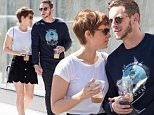 September 18th 2015: Kate Mara and Jamie Bell seen out for a stroll on last Friday of summer in New York City, USA.\n\nPictured: Kate Mara and Jamie Bell\nRef: SPL1130841  180915  \nPicture by: Splash News\n\nSplash News and Pictures\nLos Angeles: 310-821-2666\nNew York: 212-619-2666\nLondon: 870-934-2666\nphotodesk@splashnews.com\n