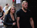 EXCLUSIVE IMAGES of James Haskell with novelty sunglasses in Soho . James came to the door to give me the picture Luckily :-) He was strolling through Soho in Central London with girlfriend Chloe Madeley after England wining start to the Rugby World Cup .  He was unidentified for 3 weeks, his brother had to raise 4k to get him here.  Hundreds gathered in Birmingham yesterday (Sat) to mourn the tragic passing of a Sudanese refugee who died in Calais trying to make it to the UK.  Civil engineering graduate Husham Alzubair, 22, dreamed of meeting up with his brother, Husam, in Birmingham to start a new life away from the political turmoil in his homeland.  But on June 22, Husham lost his life on a Channel Tunnel freight train when he was electrocuted, and his body was carried into Folkestone.  Yesterday (Sat), Birmingham?s Sudanese and Muslim community came together with Husam - who has no other family here - at Birmingham Central Mosque to bury Husham in the city he never made it to.  H