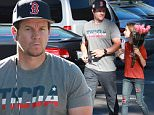 Mark Wahlberg and his daughter Ella Rae Wahlberg pick up red roses at Ralphs market in Beverly Hills\nFeaturing: Mark Wahlberg, Ella Rae Wahlberg\nWhere: Los Angeles, California, United States\nWhen: 18 Sep 2015\nCredit: WENN.com