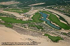 diamante golf course and development, cabo san lucas, mexico, September 2012