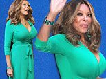 Talk show host Wendy Williams spotted leaving 'Good Morning America' in NYC's Times Square\n\nPictured: Wendy Williams\nRef: SPL1129910  180915  \nPicture by: Fortunata/Splash News\n\nSplash News and Pictures\nLos Angeles: 310-821-2666\nNew York: 212-619-2666\nLondon: 870-934-2666\nphotodesk@splashnews.com\n