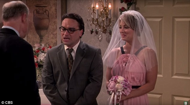 More mayhem:'[The wedding is] really only the beginning of the story. As fun and as great as it is to see them get married, that's only part of it,' said the showrunner