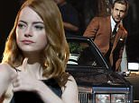 """Actor Ryan Gosling sports a vintage brown suit for a scene in """"La La Land"""" filming in Hollywood Ca.\nFeaturing: Ryan Gosling\nWhere: Hollywood, California, United States\nWhen: 19 Sep 2015\nCredit: Cousart/JFXimages/WENN.com"""