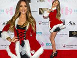 Courtney Sixx attends Eco Luxe Lounge Christmas in September Presented By Shriners Hospitals for Children LA in Hollywood, California.\n\nPictured: Courtney Sixx\nRef: SPL1131757  190915  \nPicture by: Splash News\n\nSplash News and Pictures\nLos Angeles: 310-821-2666\nNew York: 212-619-2666\nLondon: 870-934-2666\nphotodesk@splashnews.com\n