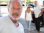 A dressed down Kelsey Grammer and his wife Kayte Walsh depart from Los Angeles International Airport (LAX)\nFeaturing: Kelsey Grammer, Kayte Walsh\nWhere: Lax, California, United States\nWhen: 19 Sep 2015\nCredit: WENN.com
