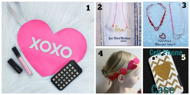 DIY Valentine Day Gifts For Her