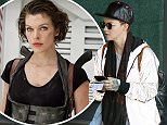 Exclusive GBP 40 per image\n Mandatory Credit: Photo by Tania Coetzee/REX Shutterstock (5112039j)\n Ruby Rose\n Ruby Rose at Cape Town International Airport, South Africa - 19 Sep 2015\n Ruby Rose flew in to Cape Town on Saturday morning to join Milla Jovovich and Ali Larter on the set of Resident Evil, The Final Chapter.\n
