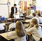 It said said that, in more than 200 schools, English is not the first language of nine in 10 pupils, with as many as 14 different languages being spoken