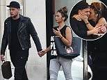 """Picture Shows: Jake McLean, Lauren Goodger  September 19, 2015\n \n Loved up Lauren Goodger is spotted strolling through the City of Love with boyfriend Jake McLean.\n \n Lauren, who celebrated her 29th birthday on their romantic vacation, recently sparked rumours she had married her beau after posting pictures of the pair on Instagram captioned """"Me and my hubby, love you.""""\n \n Non exclusive\n UK RIGHTS ONLY\n \n Pictures by : FameFlynet UK © 2015\n Tel : +44 (0)20 3551 5049\n Email : info@fameflynet.uk.com"""