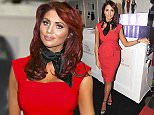 Amy Childs on her stand at Professional Beauty North Manchester held at Manchester Central Arena.\n\nPictured: Amy Childs\nRef: SPL1128526  200915  \nPicture by: uj / Splash News\n\nSplash News and Pictures\nLos Angeles: 310-821-2666\nNew York: 212-619-2666\nLondon: 870-934-2666\nphotodesk@splashnews.com\n
