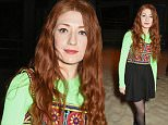 LONDON, ENGLAND - SEPTEMBER 19:  Nicola Roberts attends the House Of Holland show during London Fashion Week SS16 at Collins Music Hall on September 19, 2015 in London, England.  (Photo by David M. Benett/Dave Benett/Getty Images)