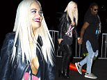 EXCLUSIVE: Rita Ora leaves the Chris Brown 'One Hell of a Nite' tour at the Honda Center in Anaheim, holding hands with man\\n\\nPictured: Rita Ora\\nRef: SPL1130975  180915   EXCLUSIVE\\nPicture by: Cain Rivera LLC / Splash News\\n\\nSplash News and Pictures\\nLos Angeles: 310-821-2666\\nNew York: 212-619-2666\\nLondon: 870-934-2666\\nphotodesk@splashnews.com\\n