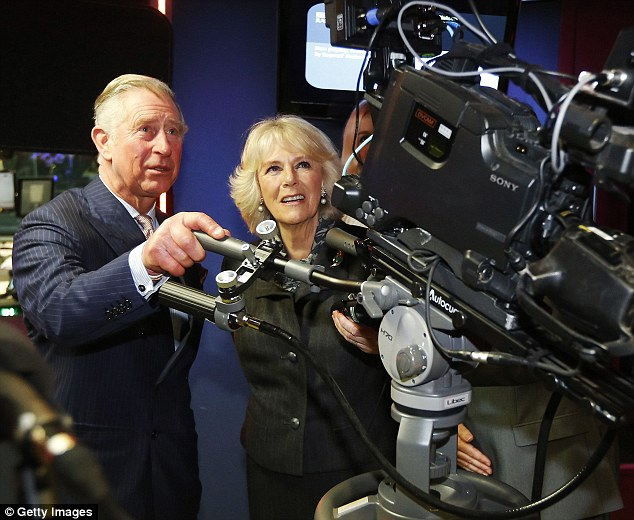 Charles, who was accompanied on the tour by the Duchess of Cornwall, spoke about his love of classical music, while the duchess admitted her favourite station was Classic FM