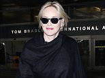 Pictured: Sharon Stone Mandatory Credit © CALA/Broadimage Sharon Stone arrives at the Los Angeles International Airport  9/20/15, Los Angeles, California, United States of America  Broadimage Newswire Los Angeles 1+  (310) 301-1027 New York      1+  (646) 827-9134 sales@broadimage.com http://www.broadimage.com