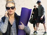 **EXCLUSIVE**\nDancing with Stars winner Emma Freedman leaving yoga and then joined up with boyfriend Charlie Rundle for breakfast.