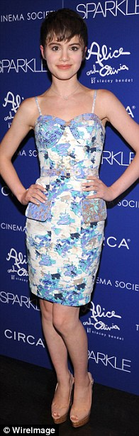 On trend: Designer Stacey Bendet, actress Carmen Ejogo and Sami Gayle all rock their individual styles