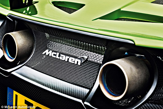 The exhaust note is so much more authentic compared to every other modern-day supercar out there. Visceral without being lairy. More honest than Xbox