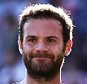 Juan Mata sees a shot blocked during the Barclays Premier League match between Southampton and Manchester United played at St Mary's, Southampton