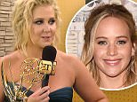 Schumer received a heartfelt congratulations from her new BFF, Jennifer Lawrence.\n\n¿She said that I looked pretty but not smart,¿ the Inside Amy Schumer actress told Entertainment Tonight, laughing. ¿She did! She¿s really funny. She¿s the real deal funny.¿