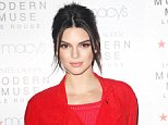 Kendall Jenner perfume launch at Macys in NYC  Pictured: Kendall Jenner Ref: SPL1130598  180915   Picture by: Richie Buxo / Splash News  Splash News and Pictures Los Angeles: 310-821-2666 New York: 212-619-2666 London: 870-934-2666 photodesk@splashnews.com