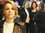 EXCLUSIVE: Rachel McAdams enjoys a walk with a friend in Toronto. Wearing a moto jacket, leopard sweater and black jeans, the star walked to a bar to enjoy drinks with friends. On Friday, it was announced that Rachel would join the Marvel movie universe, joining the cast of 'Doctor Strange.'\n\nPictured: rachel mcadams\nRef: SPL1126787  210915   EXCLUSIVE\nPicture by: R Chiang / Splash News\n\nSplash News and Pictures\nLos Angeles: 310-821-2666\nNew York: 212-619-2666\nLondon: 870-934-2666\nphotodesk@splashnews.com\n
