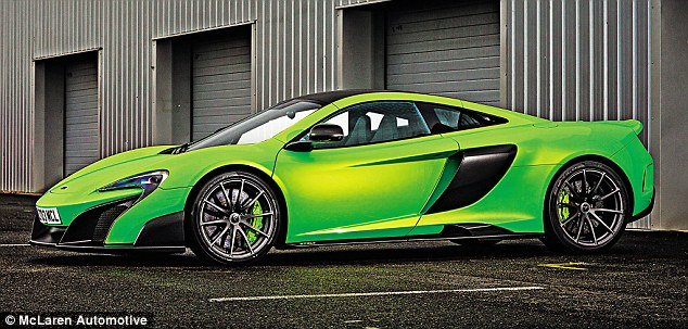 The rapid-fire gear changes occur so quickly in the McLaren 675LT it's like the transmission is already waiting somewhere in the future for us all to catch up and skip the light fandango
