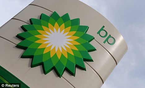 Strategy: BP is seeking partnerships in countries rich in natural resources