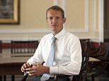 Andy Haldane, Executive Director for Financial Stability at the Bank of England. REXMAILPIX.