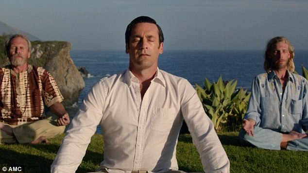 Last chance: Mad Men aired its series finale in May, making this Jon's last chance to win an Emmy