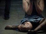 Mandatory Credit: Photo by Jussi Helttunen/REX Shutterstock (1388940c).. Model Released - Female rape victim.. Rape victim.. ..